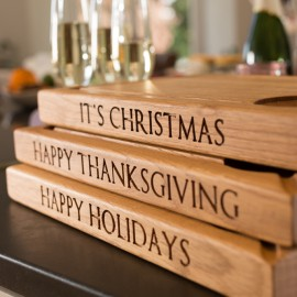 Christmas Chopping Boards