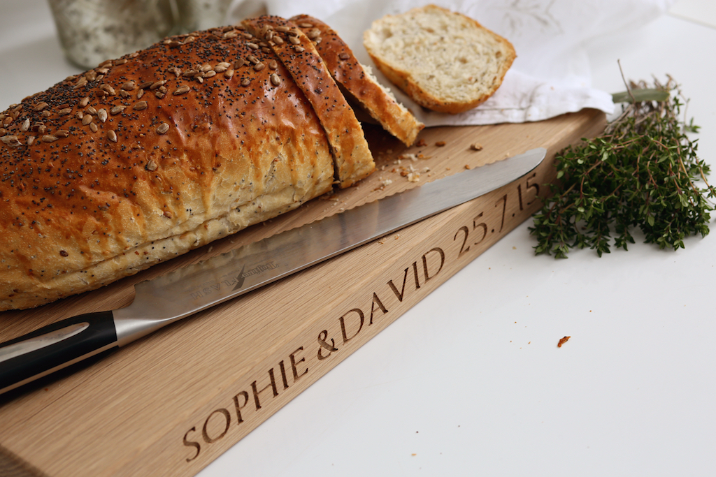 Wedding Chopping Board