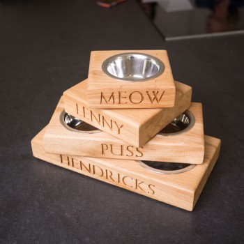 Cat Bowl and Munch Dock